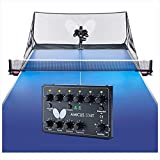Butterfly Amicus Start Table Tennis Robot—Fantastic Ball Launcher/Thrower/Shooter for Your Ping Pong...
