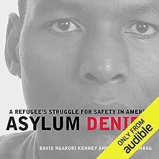 Asylum Denied audiobook cover art