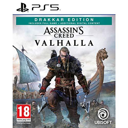 Assassin's Creed Valhalla Drakkar Edition PS5 Game