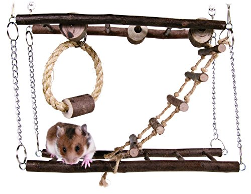 Trixie 61650 Natural Living Hängebrücke, 27 × 17 × 7 cm