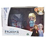 Giochi Preziosi Disney Frozen 2 Whisper and Glow Display House with Elsa...