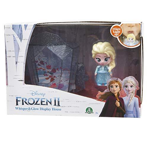 Giochi Preziosi Disney Frozen 2 Whisper and Glow Display House with Elsa