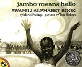 swahili alphabet book