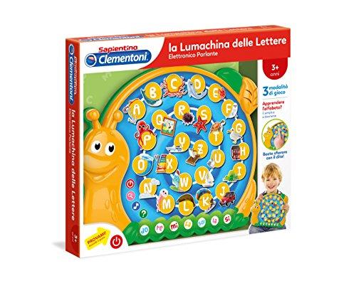 Clementoni - 12091 - Sapientino - La Lumachina delle Lettere