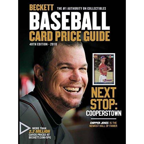 Beckett Price Guide: Amazon com