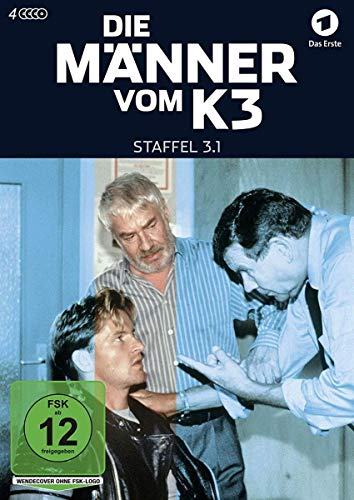 Staffel 3.1 (4 DVD)