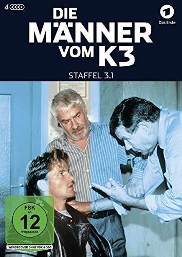 Die Männer vom K3 - Staffel 3.1 [4 DVDs]