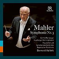 マーラー(1860-1911) :交響曲 第3番 ニ短調[2枚組]