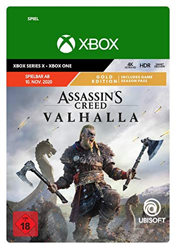 Assassin's Creed Valhalla Gold - Uncut | Xbox - Download Code