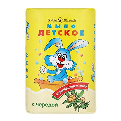 Kinderseife mit Tschereda Extrakt (Zweizahnkraut)