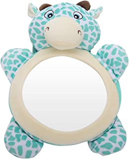 Healthy Safe Baby-in-Sight Mirror Backseat Mirror, Odorless Rearview Mirror, Plastic for Keep Your Baby Safe Long time us...