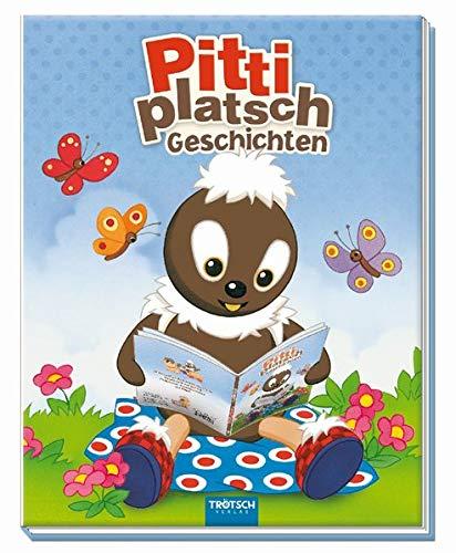 Trötsch Unser Sandmännchen Buch Pittiplatsch Geschichten: Vorlesebuch Geschichtenbuch: Noch mehr Geschichten von Pitti, Schnatterinchen und Moppi im handlichen Format!