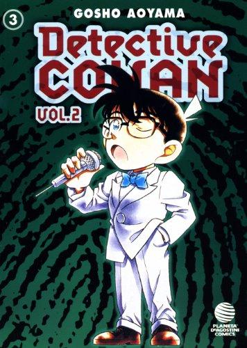 Detective Conan II nº 03: 28 (Manga Shonen)