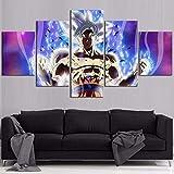 Baobaoshop Anime Dragon Ball Super Masters Ultra Instinct Goku Poster...