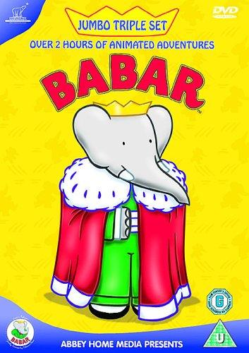 Babar - Jumbo Triple Set