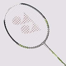 YONEX Muscle Power 2 Badminton Racquet (Strung) (Silver/Lime)