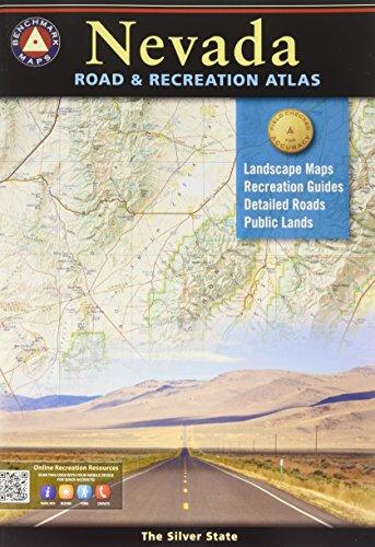 Nevada Road & Recreation Atlas: 6th Edition