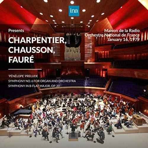 Orchestre National De France & Sylvain Cambreling