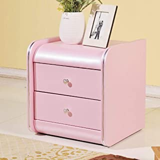 reputable site acca1 942e6 Amazon.com: Pink - Nightstands / Bedroom Furniture: Home ...