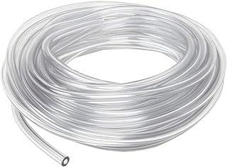 Tubo de PVC para limpiaparabrisas, manguera de PVC de 6 mm de diámetro interno de