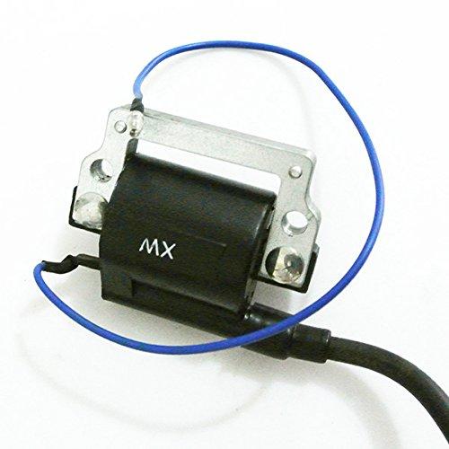 Bobine d'allumage et boîtier CDI 5 broches pour Yamaha IT XT 250 DT 360 400 50-110 cc ATV Dirt Bike