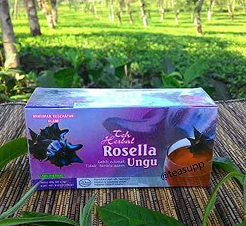 Rosella Flower Tea