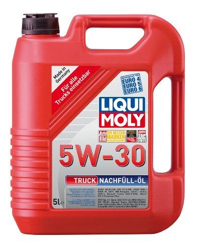 LIQUI MOLY 4615 Truck-Nachfüll-Öl 5 W-30, 5 L