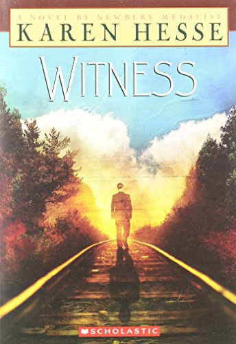 Compare Textbook Prices for Witness Reprint Edition ISBN 9780439272001 by Hesse, Karen