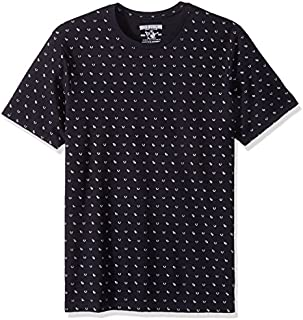 True Religion Men's All Over All Over Monogram Tee