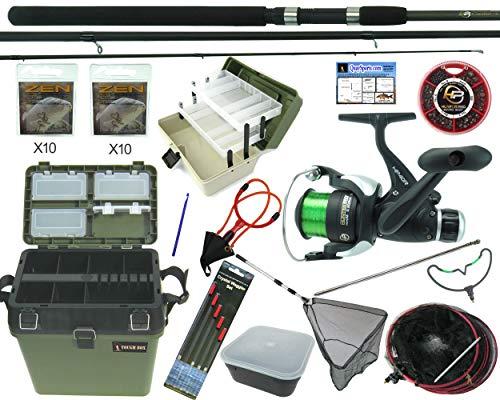 Beginners Starter Coarse Float Fishing Kit Set