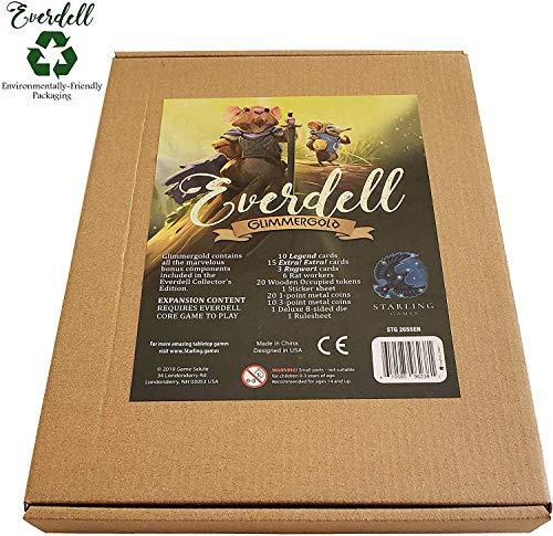 Everdell Glimmergold Upgrade Pack