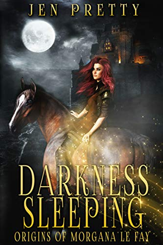 Darkness Sleeping (Origins of Morgana Le Fay Book 1) (English Edition)