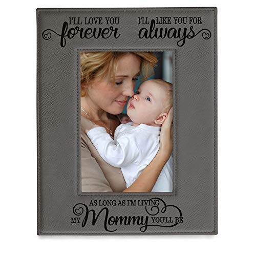 KATE POSH I'll Love You Forever, I'll Like You for Always, as Long as I'm Living, My Mommy You'll...