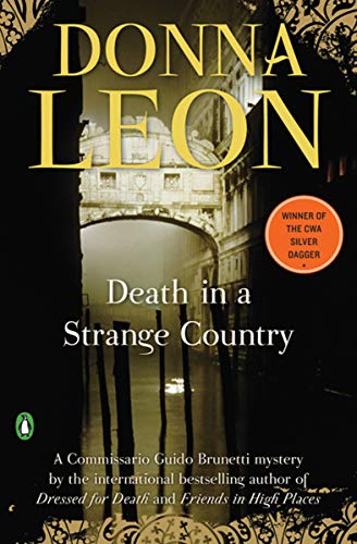 Death in a Strange Country (Commissario Brunetti Book 2)