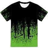 SSBZYES Camiseta para Hombre Camiseta De Verano De Manga Corta para Hombre Camiseta De Gran Tamaño para Hombre Camiseta De Moda para Hombre Abrigo Suelto para Hombre