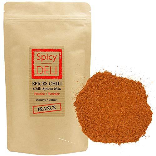 Chili Mix in Polvere 100 gr 'Chili con carne speciale '.