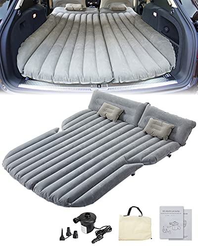 JoyTutus SUV Air Mattress, Camping Mattress with Pillow & Air Pump Only $39.99 (Retail $79.99)