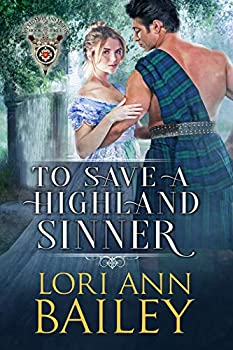 To Save a Highland Sinner  Wicked Highland Misfits Book 3