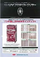 日本ペイント ピュアライド UVプロテクトクリヤー つや消し 15kgセット