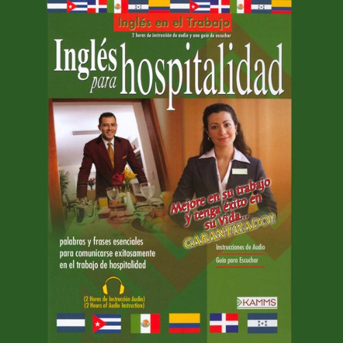 Ingles Para Hospitalidad (Texto Completo) [English for Hospitality] audiobook cover art
