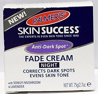 Palmers Skin Success Anti -Dark Spot Fade Cream Night Corrects Dark Spots Evens Skin Tone 75g/2.7oz