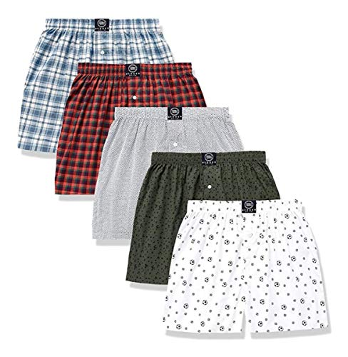 Kit 6 Shorts de Pijama Samba Canção
