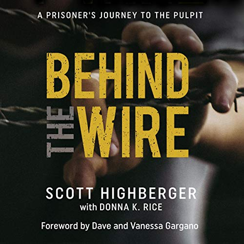 Behind the Wire audiobook cover art