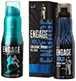 Engage Sport Cool for Him, Deodorant for Men, 150ml / 165ml And Engage