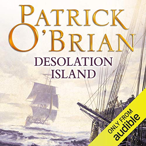 Couverture de Desolation Island