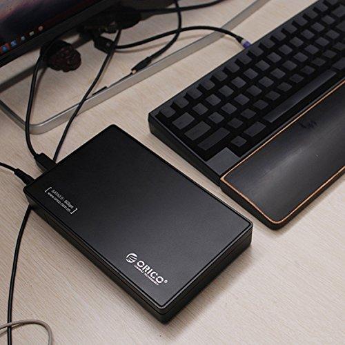 ORICO(オリコ)『3.5インチSATA3.0対応高速USB3.0HDD/SSD外付けドライブケース(3588US3)』
