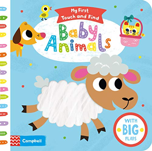 Baby Animals: My First Touch and Find