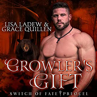 Growler's Gift - Switch of Fate Prequel audiobook cover art
