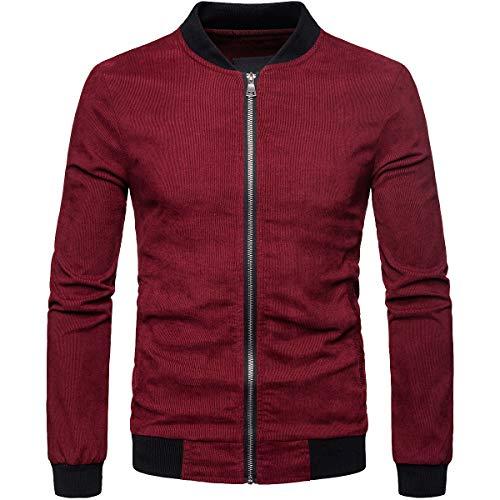 Supreme Men Red Denim Jackets