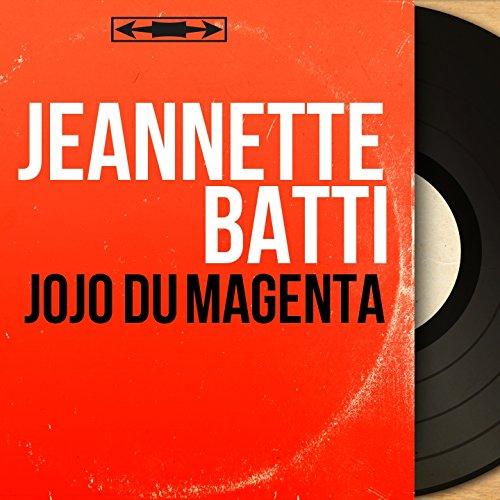 Jojo du Magenta (feat. Jean Claudric et son orchestre) [Mono Version]